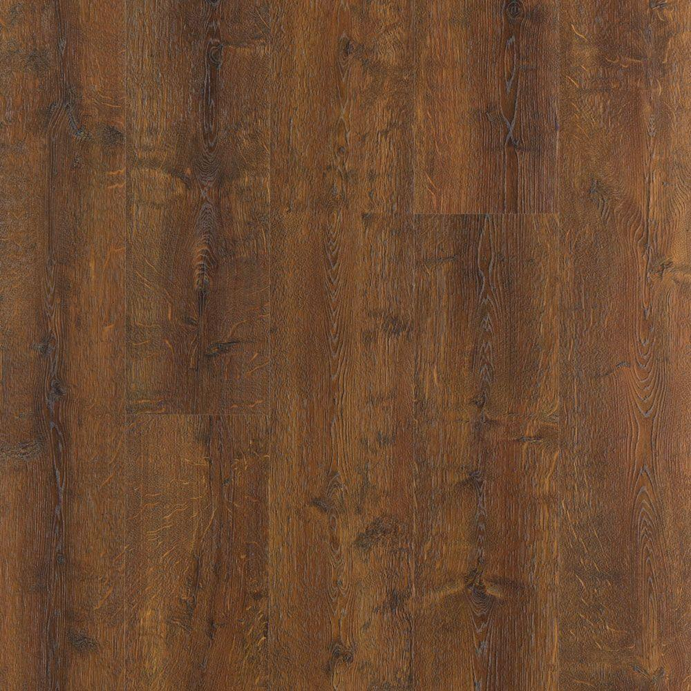 Pergo Xp Cinnabar Oak 8 Mm Thick X 7 1 2 In Wide X 47 1 4