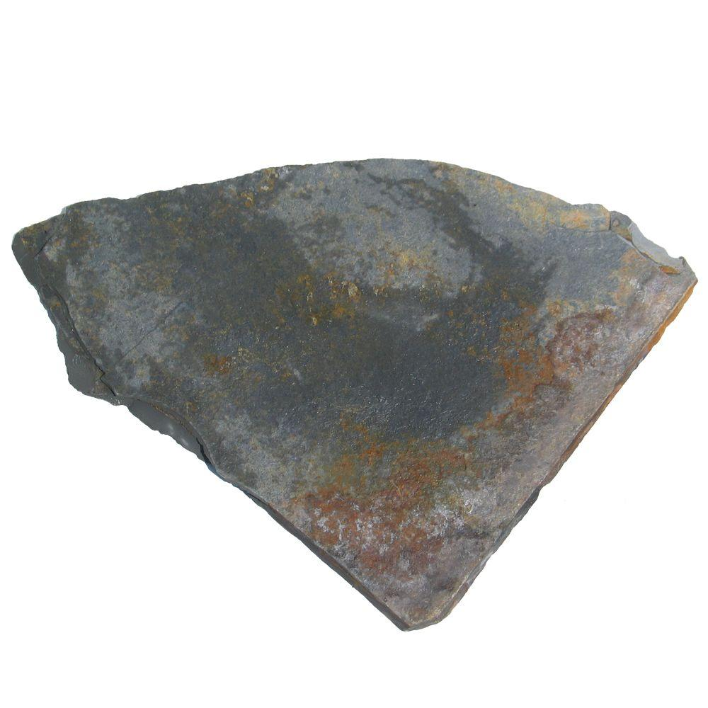 Irontone 18 in. x 18 in. Irregular Natural Flagstone Step Stone