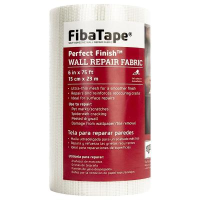 6 in. x 75 ft. Perfect Finish Wall Repair Fabric