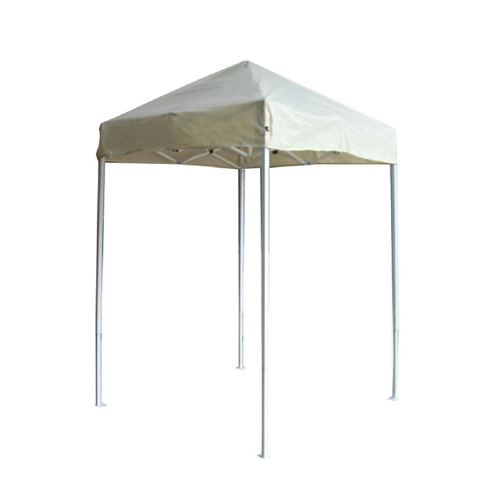 5 ft. x 5 ft. Cream Canopy Gazebo