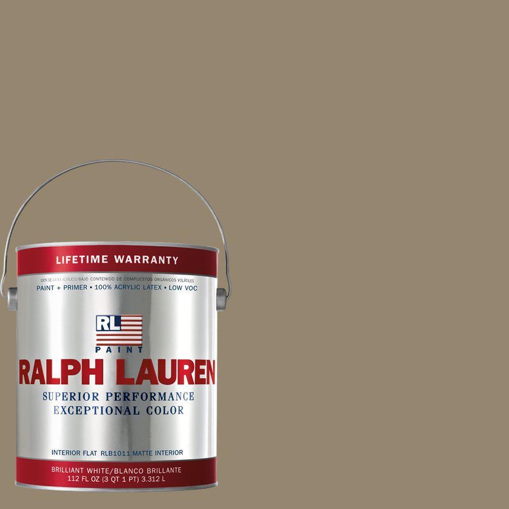 Ralph Lauren 1-gal. Burlap Flat Interior Paint
