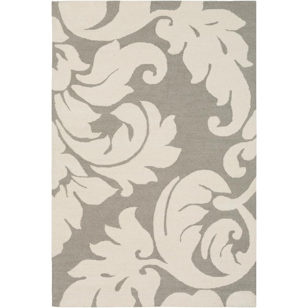 Hermitage Ali Taupe 9 ft. x 13 ft. Indoor Area Rug