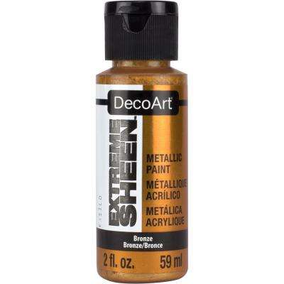 2 oz. Bronze Metallic Paint