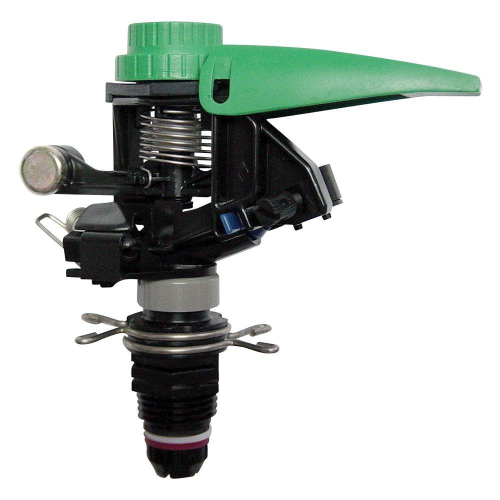 Rain Bird 25 - 41 ft. Professional Grade Riser-Mounted Polymer Impact Sprinkler