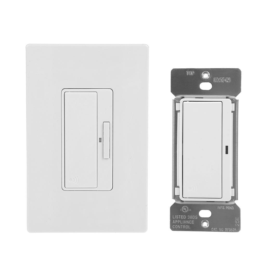 45176e73a6af Z-Wave Anyplace Kit (RF9575DW Decorator Switch and RF9501DW Decorator  Switch)