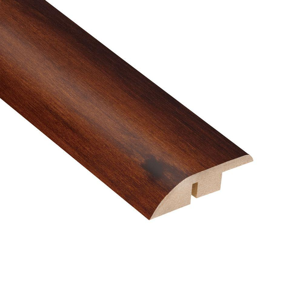 Home Legend High Gloss Distressed Maple Sevilla 1/2 in. Thick x 1-3/4 in. Wide x 94 in. Length Laminate Hard Surface Reducer Molding
