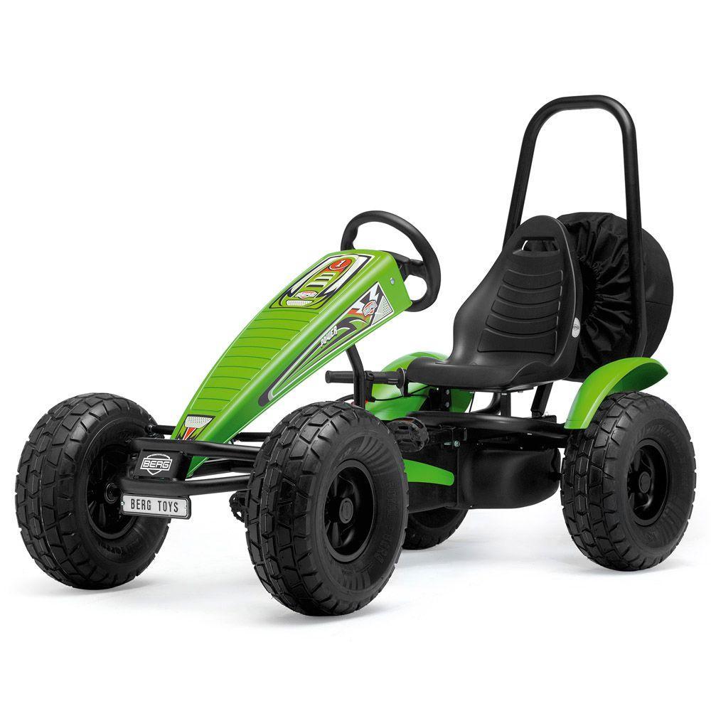 X-plorer X-treme Adult/Child Green Pedal Kart