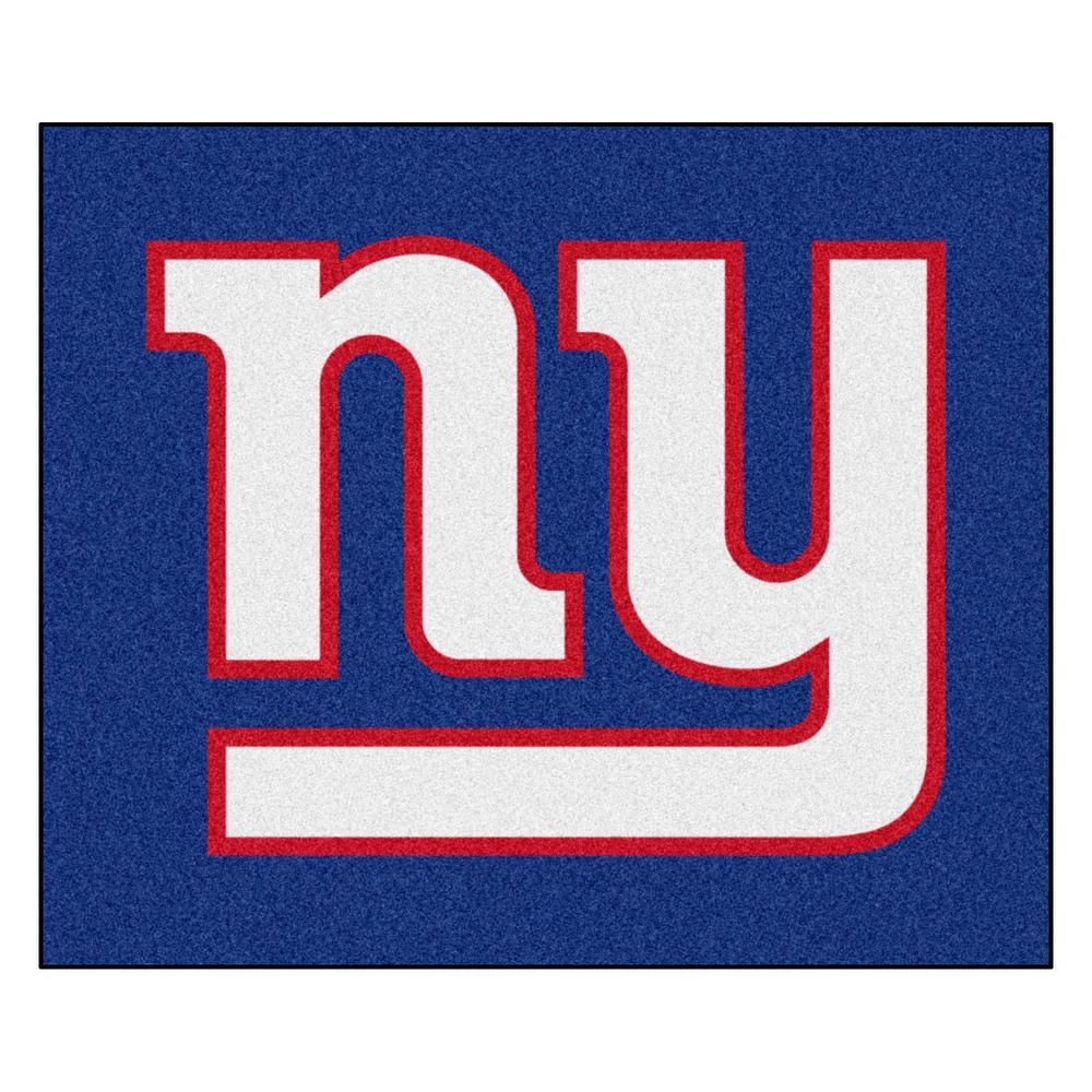 NFL 6 ft. x 5 ft.New York Giants Rug