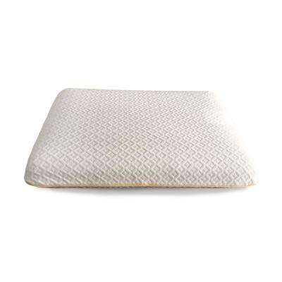 A1HC Ventilated Cooling Gel Coated original Memory foam Standard Pillow with Reversible Cooling & Tencel cover(16X24)