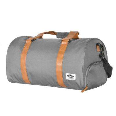 20 in. Gray Element Urban Duffel