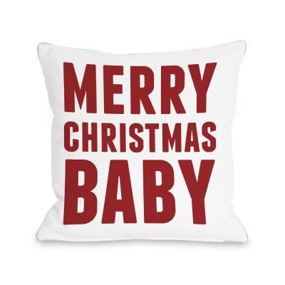Christmas Throw Pillows Home Decor The Home Depot