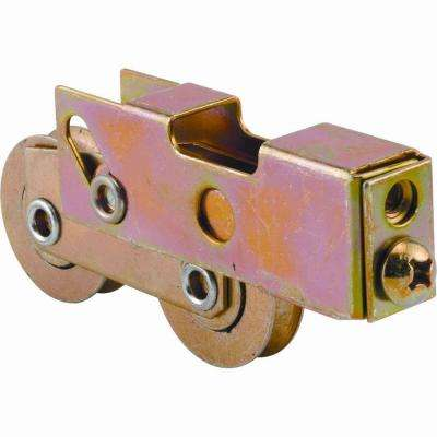 1-1/4 in. Steel Tandem Roller for Vinyl Patio Doors