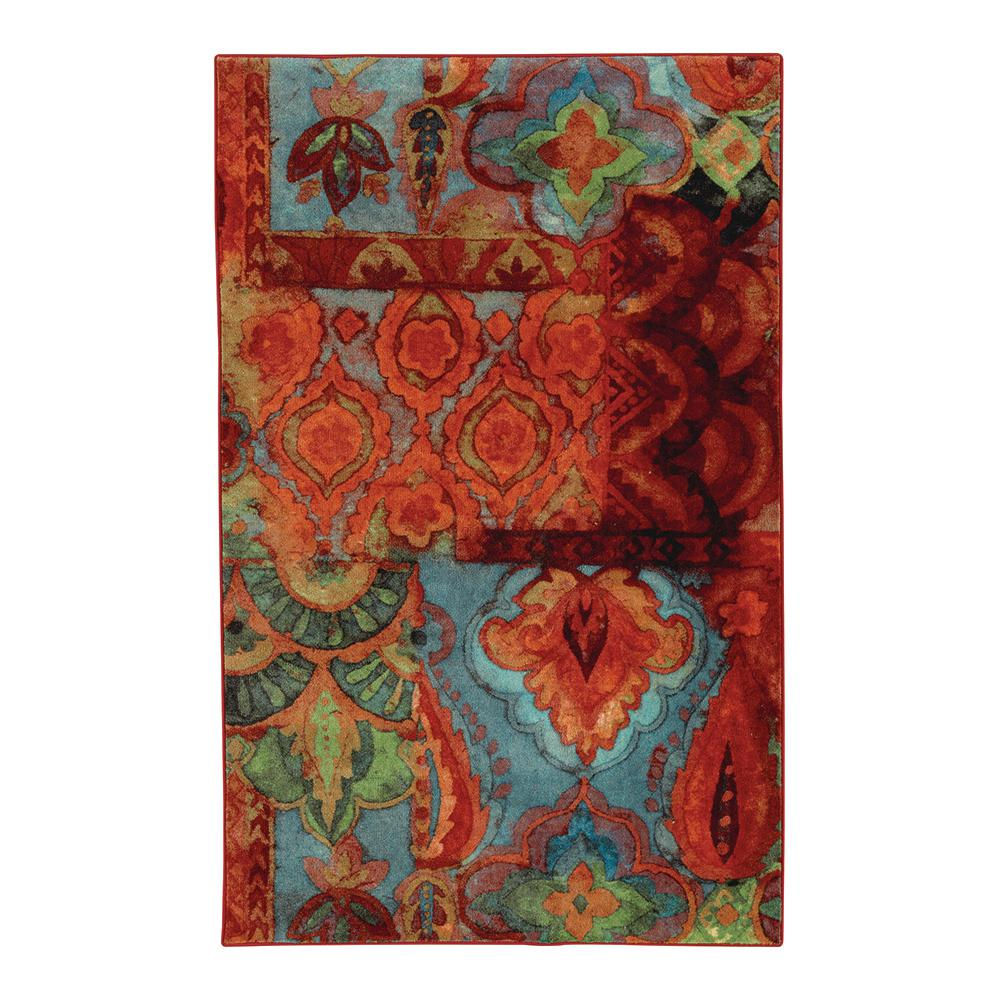 Mohawk Home Boho Bright Multi 7 ft. 6 in. x 10 ft. Area Rug was $175.98 now $140.78 (20.0% off)
