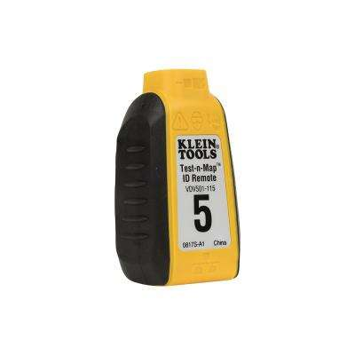 Replacement Test-n-Map ID Remote #5 for Cable Tester