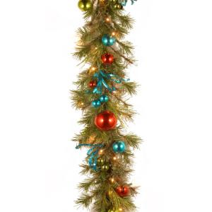 Battery Operated Christmas Lights Home Depot