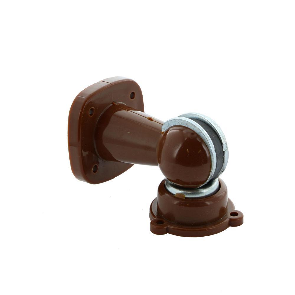 Dark Brown Magnetic Door Holder