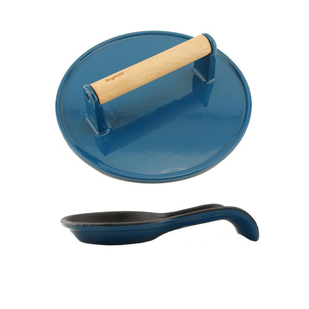 Cast Iron 2-Piece Kitchen Utensil Set