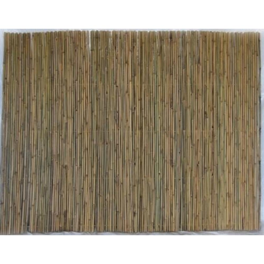 Master Garden Products 96 in. H x 72 in. W Tonkin Bamboo Fence