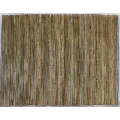 96 in. H x 72 in. W Tonkin Bamboo Fence