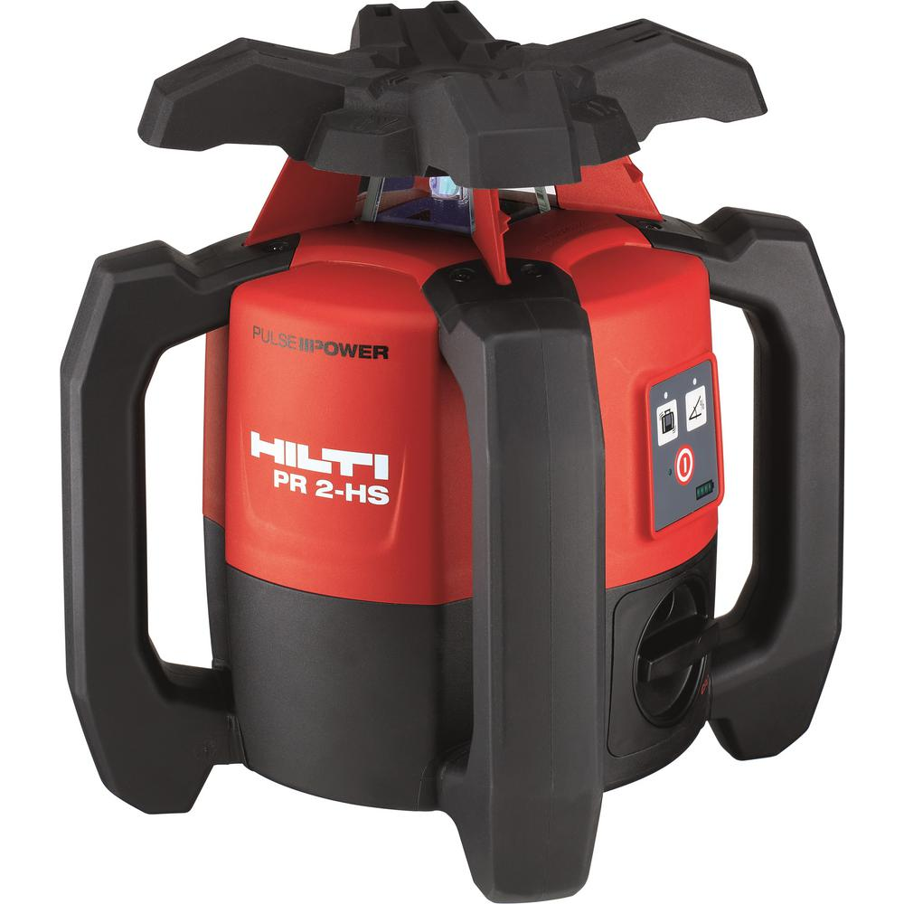 Hilti Pr 2 Hs Rotating Laser Level Kit 3544727 The Home