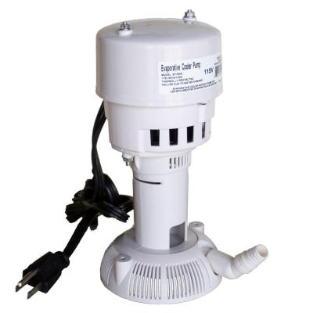 115-Volt 60Hz 5500 CFM Evaporative Cooler (Swamp Cooler) Pump