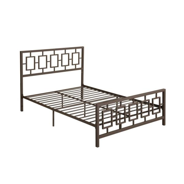 Claudia Queen Size Bed Frame