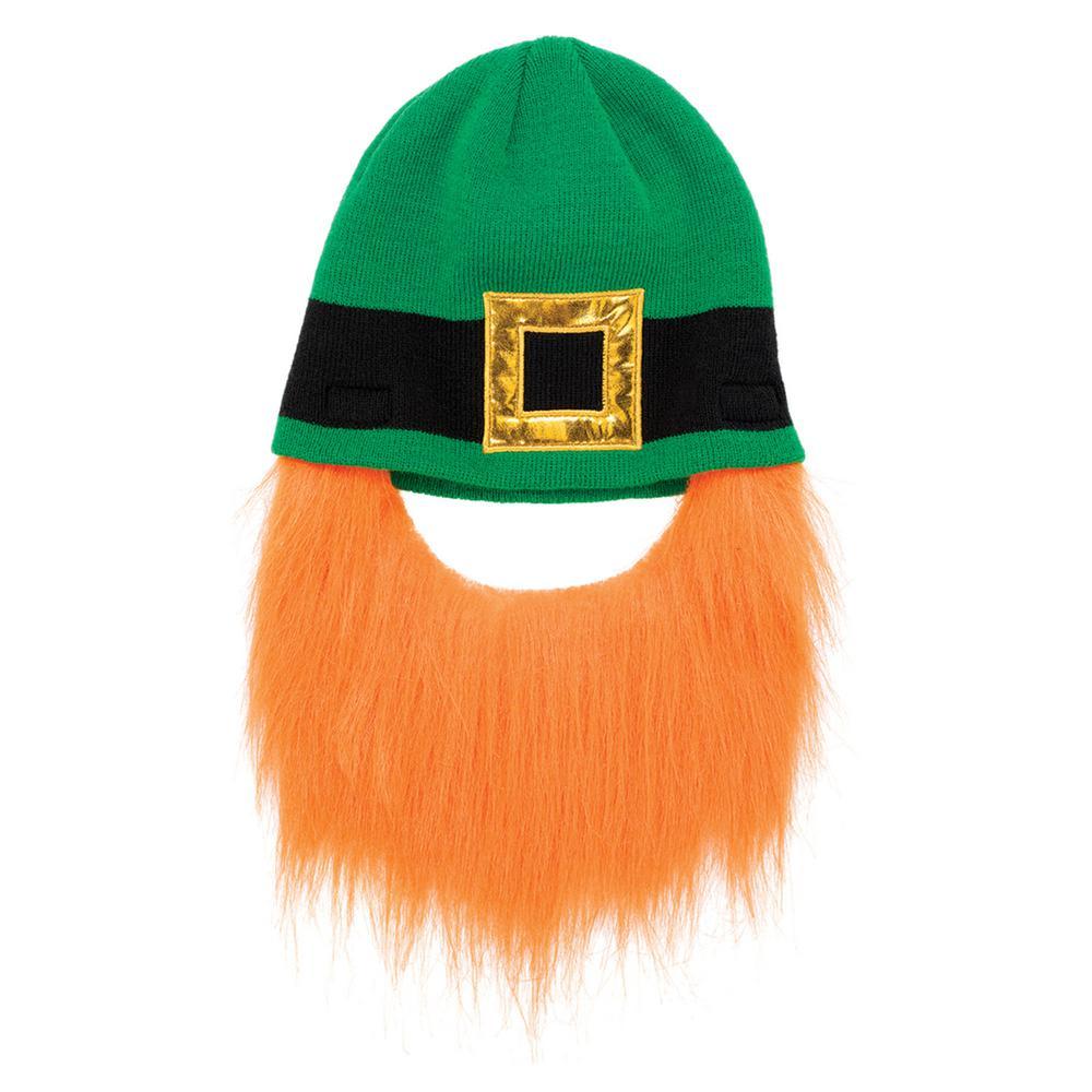 Amscan St. Patrick s Day Leprechaun Beard (4-Pack)-390858 - The Home ... 2e95aeec1e60