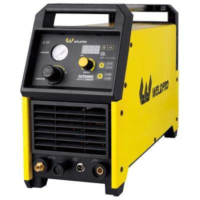 60 Amp Inverter Contact Pilot Arc Plasma Cutter with Dual Voltage