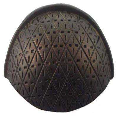 2 in. Oil Rubbed Bronze Pillow Cup Pull
