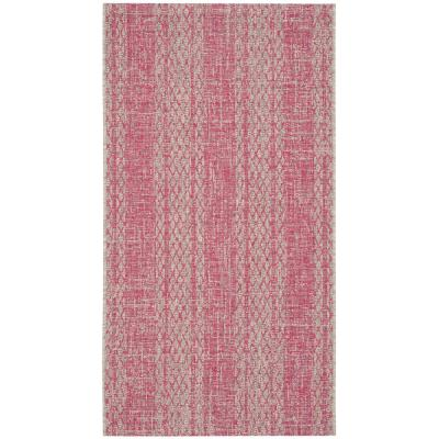 Pink Outdoor Rugs The Home Depot