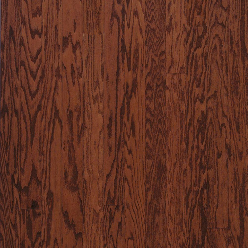 Town Hall Oak Cherry Engineered Hardwood Flooring - 5 in. x