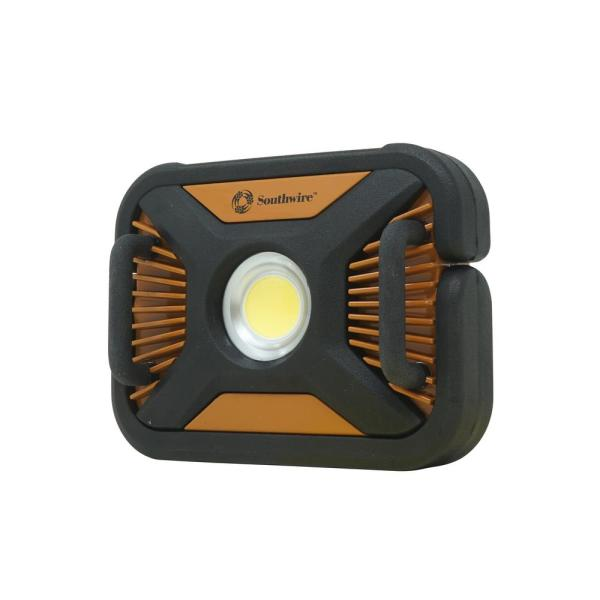2,000 Lumens LED Rechargeable Work Light