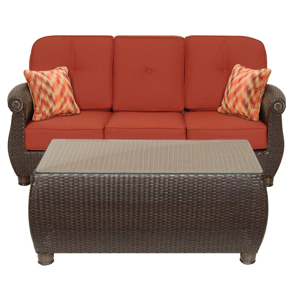 Home Decorators Collection Griffith Sugar Shack Putty: Home Depot Sofa La Z Boy Outdoor Sofas Lounge Furniture