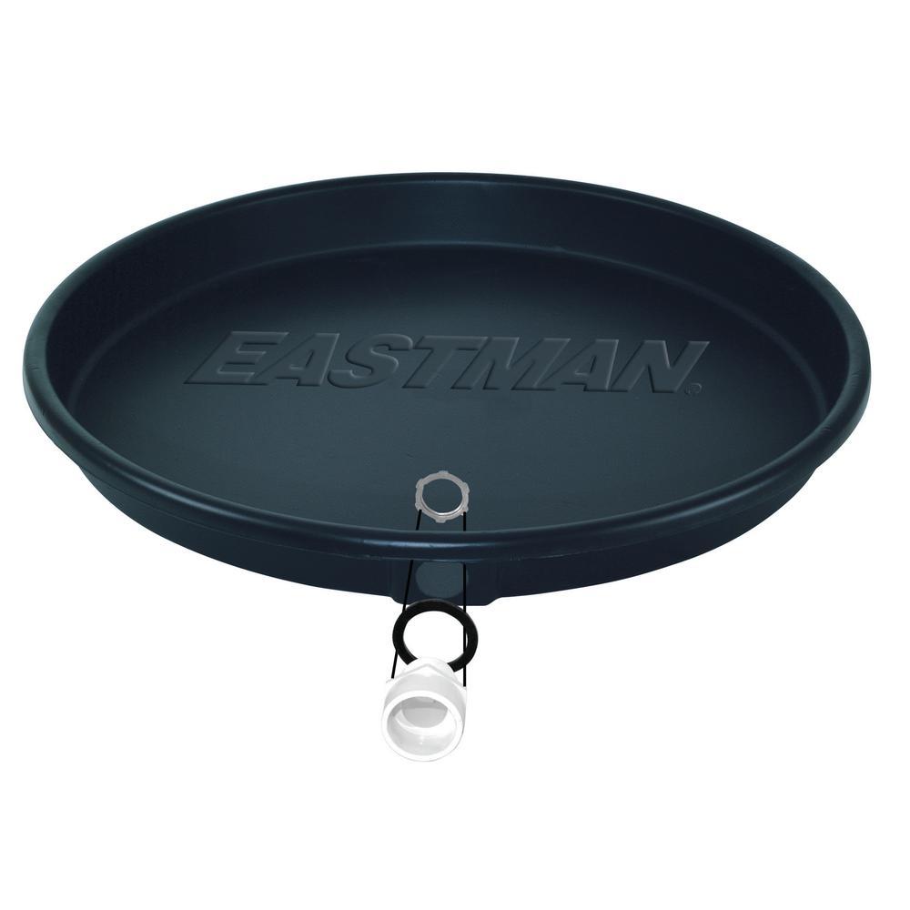 30 in. Plastic Water Heater Pan