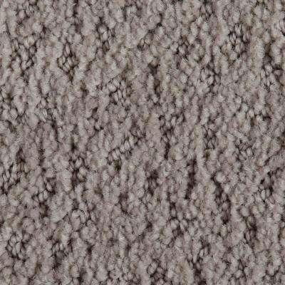 Carpet Sample - Hopeful Wishes - Color Raleigh Pattern 8 in. x 8 in.
