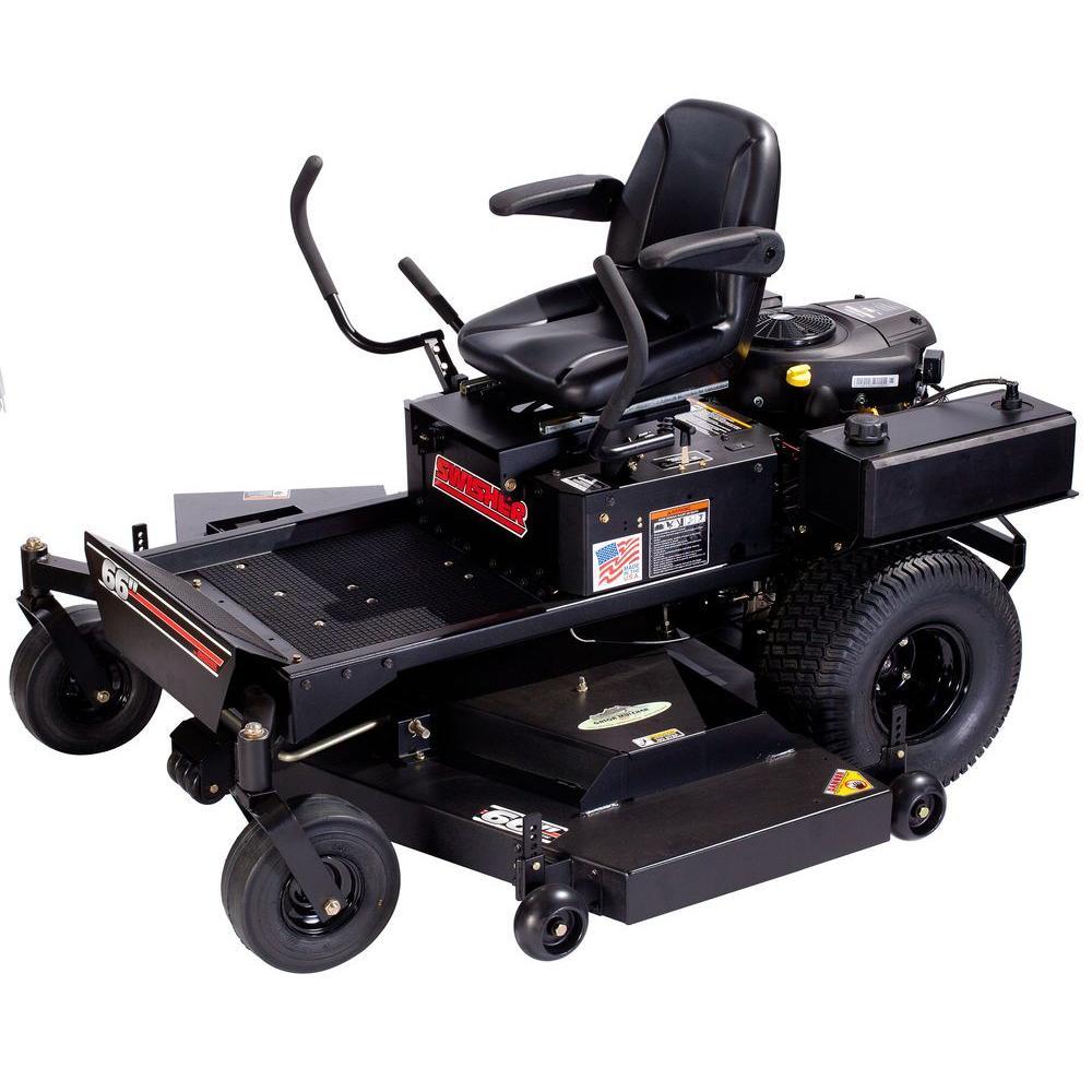 Swisher 66 in. 28 HP Briggs & Stratton Zero-Turn Riding Mower - California Compliant-DISCONTINUED