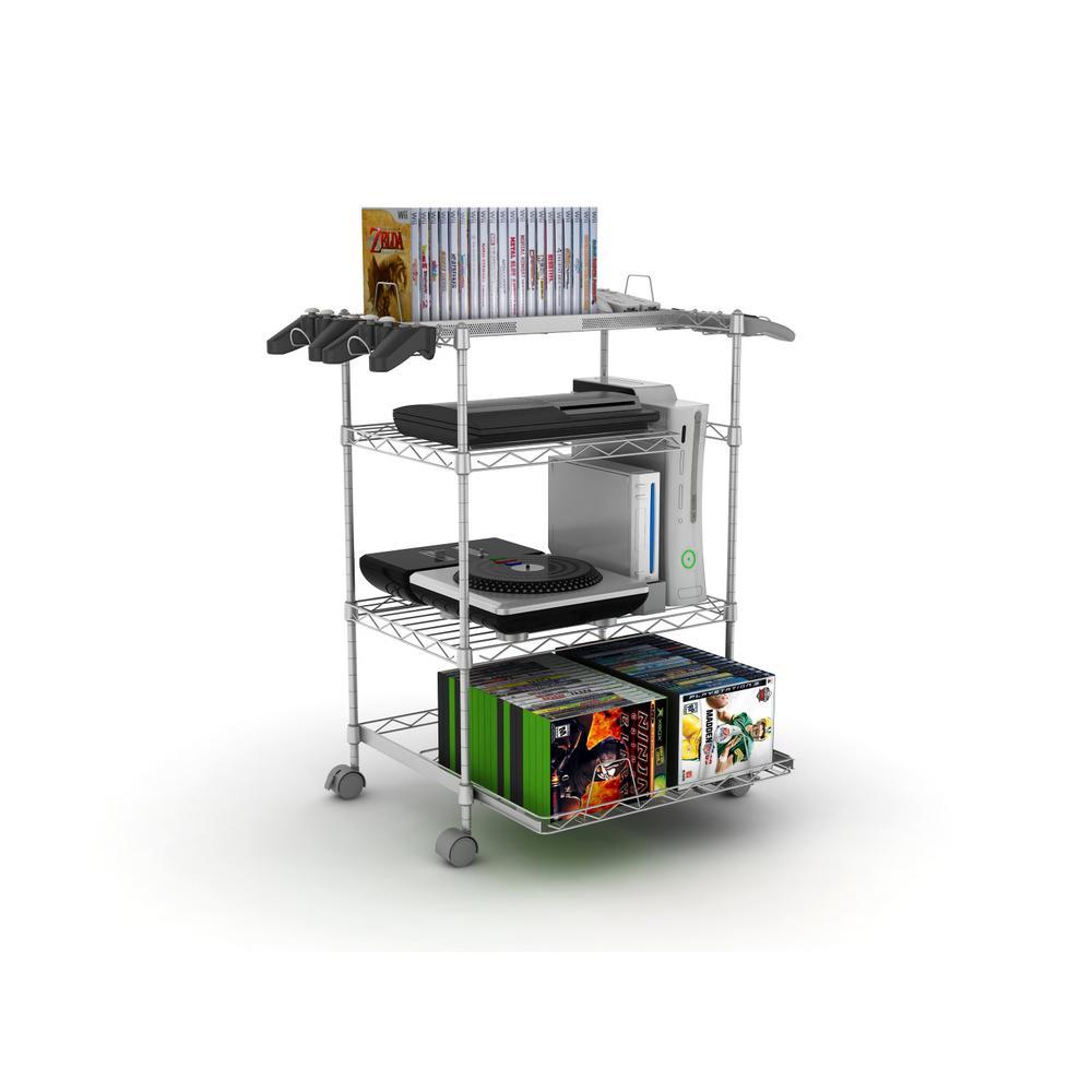 Gamekeeper Silver Media Storage