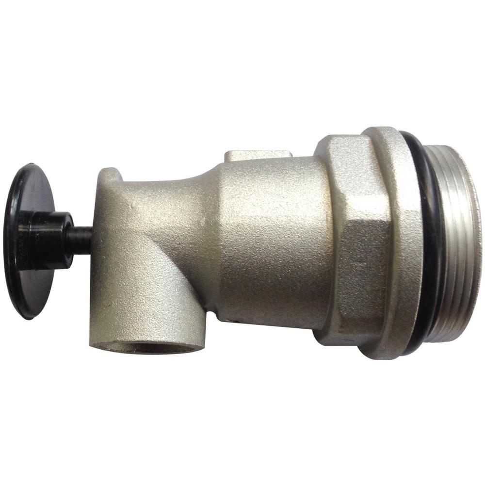 Lumax 3/4 Self-Closing Barrel Faucet with Nylon Valve Head-LX-1728 ...