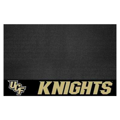 NCAA 26 in. x 42 in. University of Central Florida Grill Mat