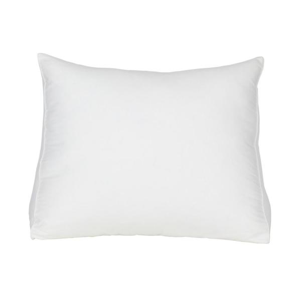 TCS Down Firm 20 in. x 15 in. Medium Reading Wedge Pillow