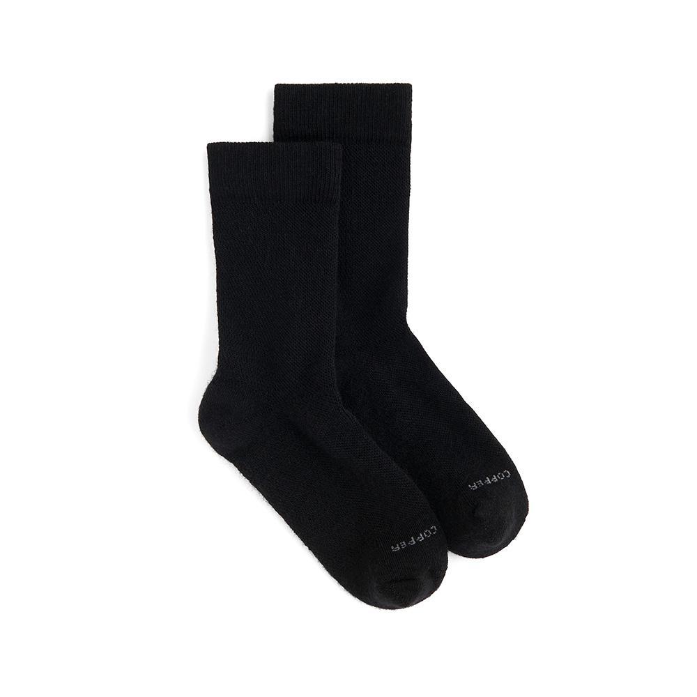 12-14.5 Men's Wool Crew Sock