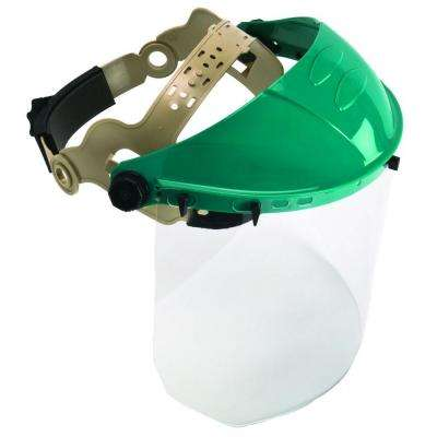 Clear Adjustable Face Shield