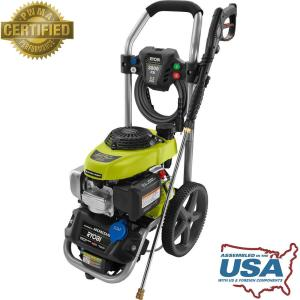 3,000 PSI 2.3 GPM Honda Electric Start Gas Pressure Washer