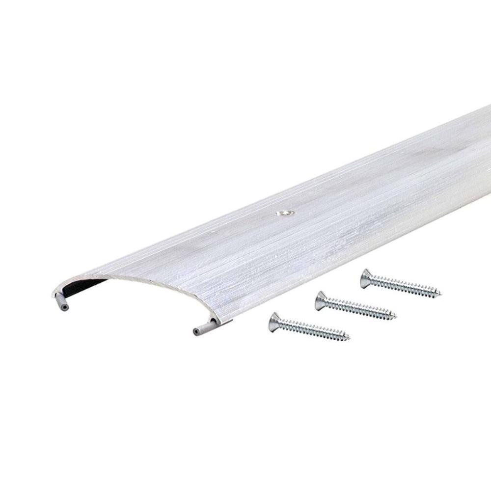 M-D Building Products 3-1/2 in. x 36 in. Aluminum Dome-Top Threshold