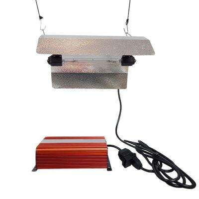 1000-Watt Double Ended Electronic HPS 120/240 Wing Reflector Remote Ballast Lighting System