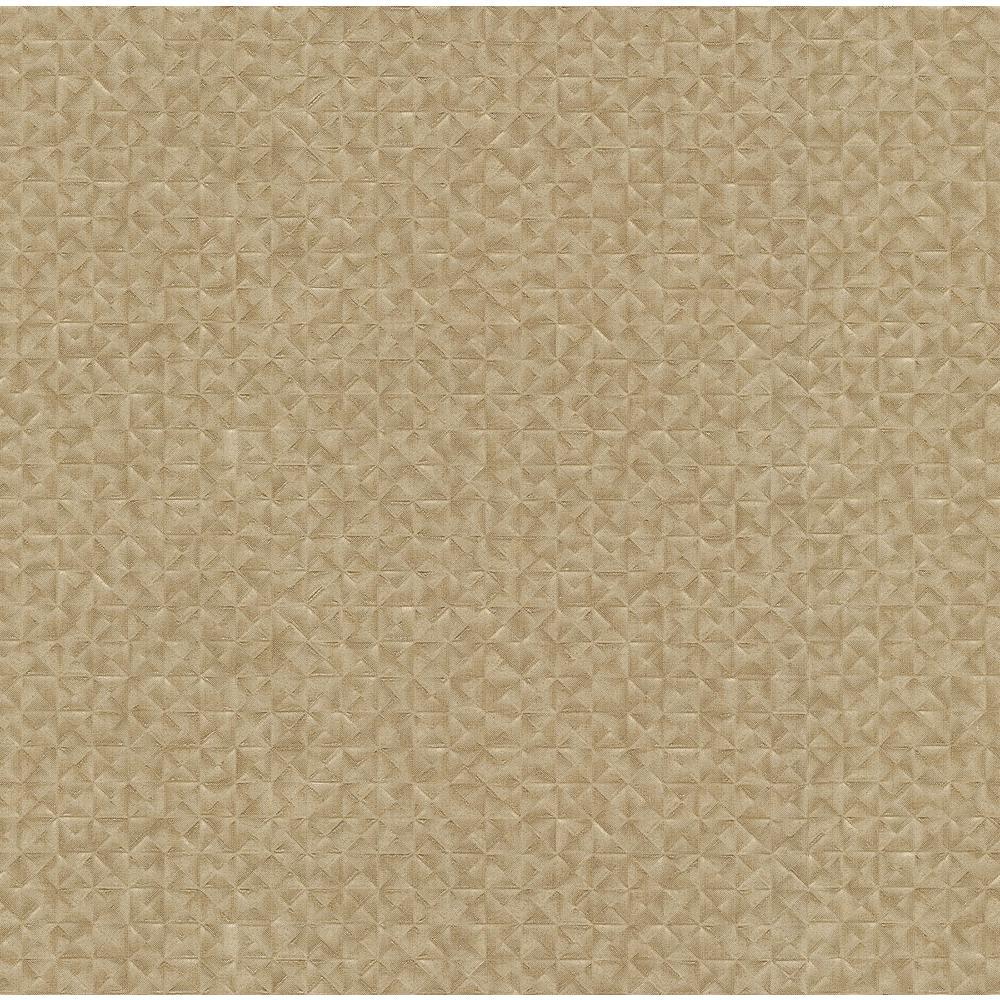 Belmond Champagne Glitter Prism Vinyl Peelable Wallpaper (Covers 56.4 sq. ft.)