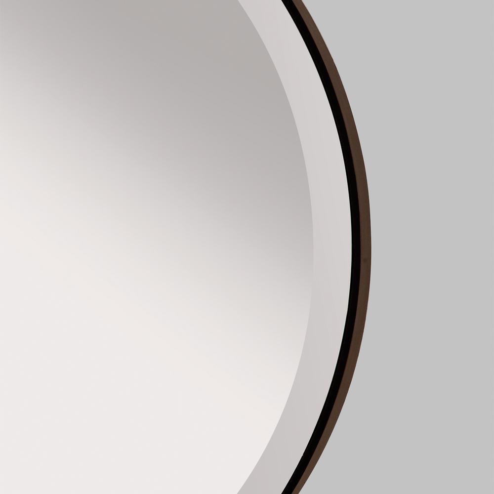 Round Circle Gl Wall Decor Mirror