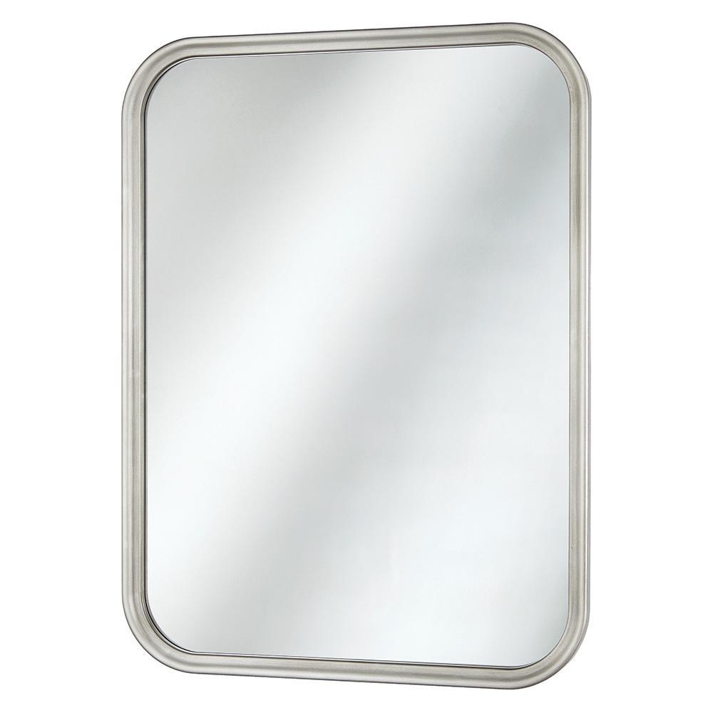 Glacier Bay 36 In W X 60 In L Polished Edge Bath Mirror