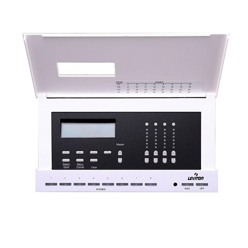 Dimensions 4-Zone/Channels Lighting Controller for Luma-Net System