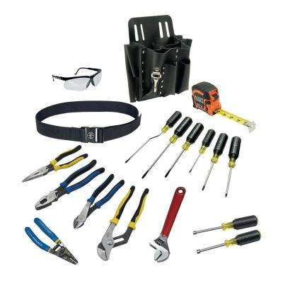 18-Piece Journeyman Tool Set